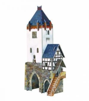 3D Пазл Дозорная башня