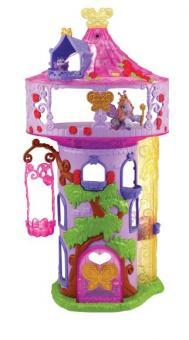 Набор игровой Filly Бабочки с блестками Цветочная Башня
