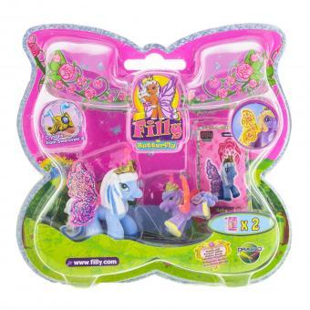 Набор игровой Filly Бабочки с блестками Волшебная семья: мини-версия