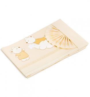 Комплект постельного белья из 3-х предметов Angioletti