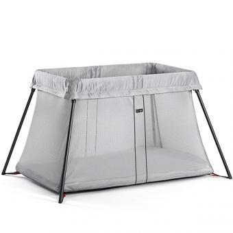 Складной манеж-кровать BabyBjorn Light Серый