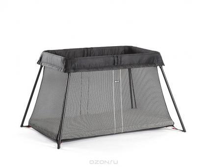 Складной манеж-кровать BabyBjorn Light Черный