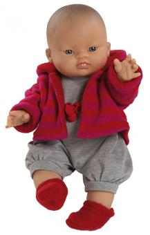 Кукла-пупс мальчик Горди Бельтран, 34 см