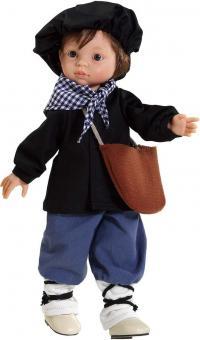 Kукла Оленчеро без бороды, 32 см