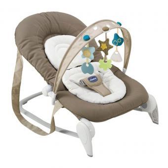 Креслице-качалка, детский шезлонг Chicco Hoopla Baby