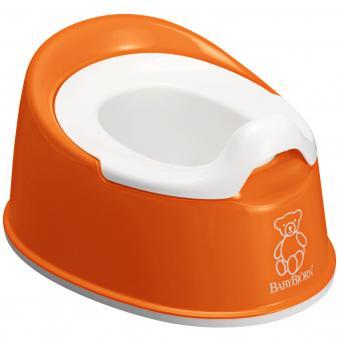 Горшок детский BabyBjorn Smart Оранжевый