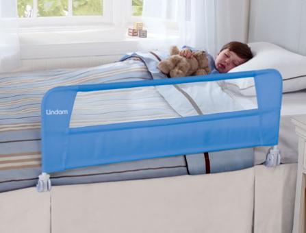 Защитный бортик для кровати Lindam