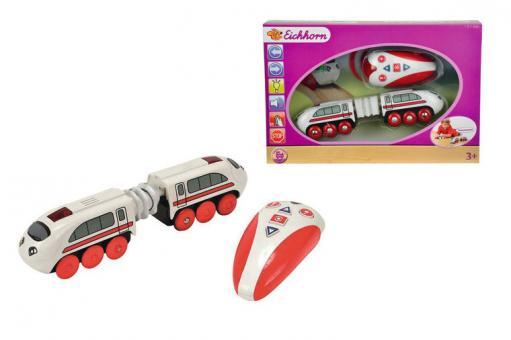 Скоростной поезд с п/у, свет, звук, 20,5 см