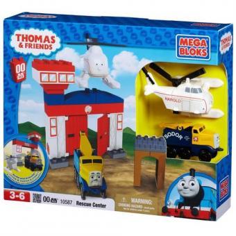 Конструктор Томас и его друзья (2 фигурки+ игровой набор)