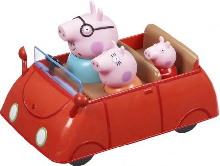 Peppa Pig Свинка Пеппа Машина семьи Пеппы