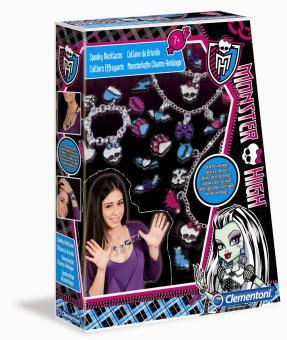 Monster High Детская бижутерия Ужасающее ожерелье