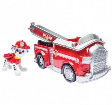 Paw Patrol Машинка спасателя и щенок Маршал