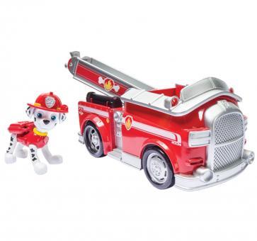 Paw Patrol Машинка спасателя и щенок