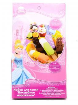 Набор для лепки Волшебное мороженое Disney Принцесса