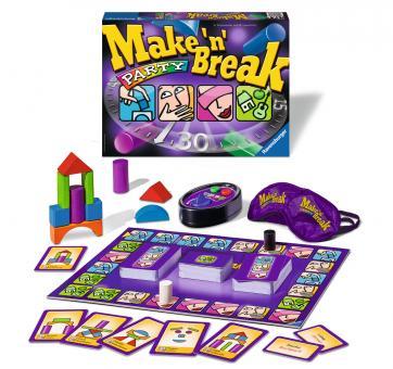 Настольная игра Make`n`Break Party