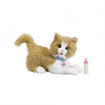 Интерактивная игрушка Шерри - Моя ласковая кошечка, рыжий