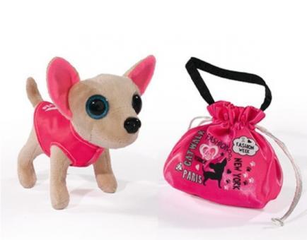 Chi-Chi Love мини Модная принцесса с сумочкой, 15 см