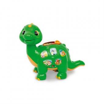 Игрушка из пластмассы  Динозаврик Додо