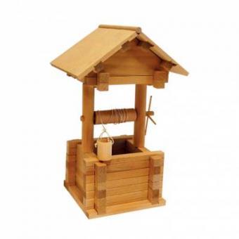 Конструктор деревянный Колодец