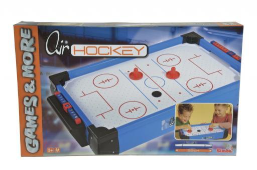 Настольная игра Аэрохоккей 50 х 30 см