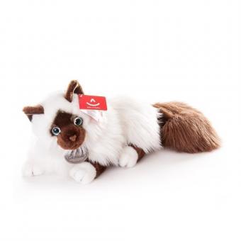 Игрушка Мягкая Кошка сиамская, 45 см