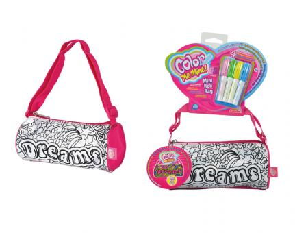 Color Me Mine Мини-сумочка, 4 перманентных маркера, 21 см
