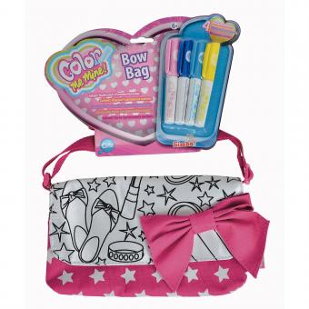 Color Me Mine Мини-сумочка с 4 перманентными маркерами