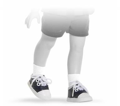 Обувь для кукол 32 см, Спорт