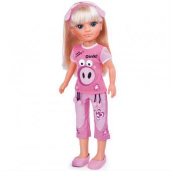 Кукла Нэнси и милые питомцы, со свинками