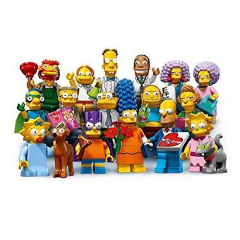 Конструктор Минифигурки The Simpsons™ серия 2