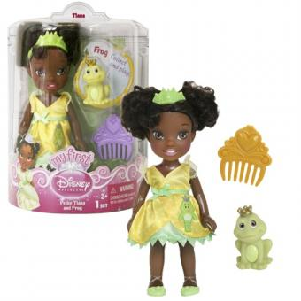 Кукла Принцессы Дисней Малышка с питомцем  15 см Золушка (Золушка)