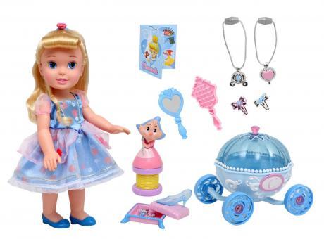 Набор кукла малышка принцесса Дисней на пикнике - Золушка
