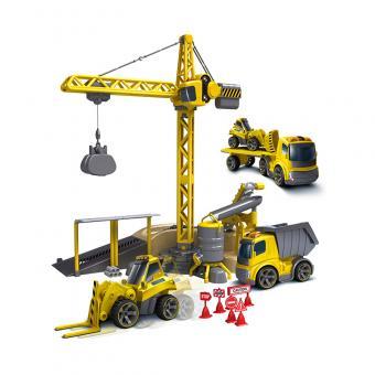Строительный набор Мега стройка