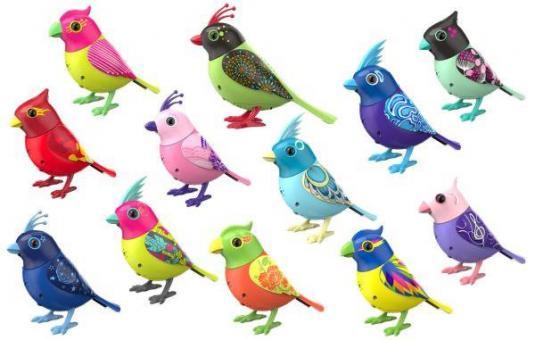 Интерактивная игрушка Digi Birds Птичка с  кольцом