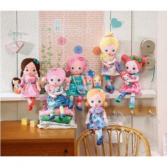 Mooshka Кукла 32 см, 6 видов