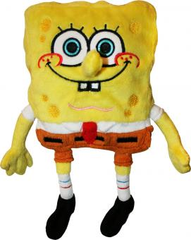 Мягкая игрушка Губка Боб 18 см
