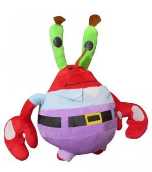 Мягкая игрушка Мистер Крабс 15 см