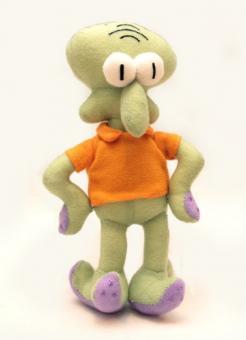 Мягкая игрушка Сквидвард 20 см