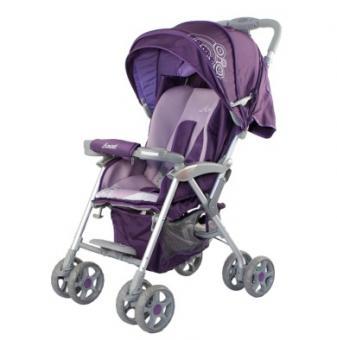 Коляска прогулочная COMBI +  фиолетовый  purple