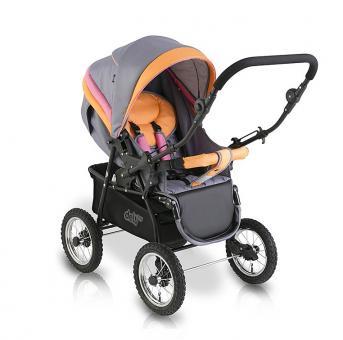 Детская коляска-трансформер Deltim Voyager Soft