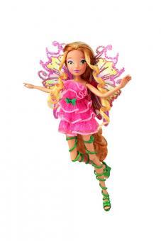 Кукла Winx Мификс, Флора