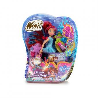 Кукла WINX CLUB Сиреникс-3. Магия цвета, Блум