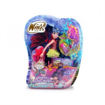 Кукла WINX CLUB Сиреникс-3. Магия цвета, Муза
