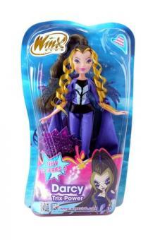 Кукла Winx Ведьма Дарси Трикс