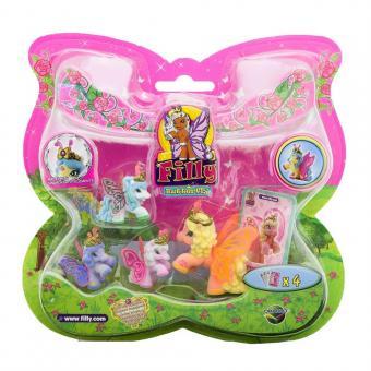 Набор игровой Filly Бабочки  «Волшебная семья»
