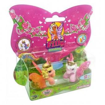 Набор игровой Filly Бабочки Лучшие друзья