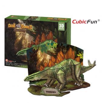 3D Пазл Эра Динозавров  Стегозавр