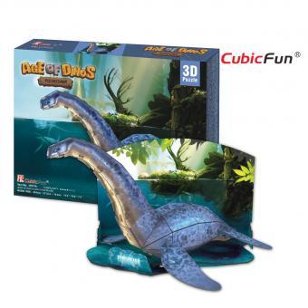 3D Пазл Эра Динозавров Плезиозавр