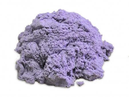 Космический песок, 850 гр сиреневый