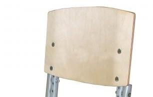 Спинка для стула Дэми, дерево